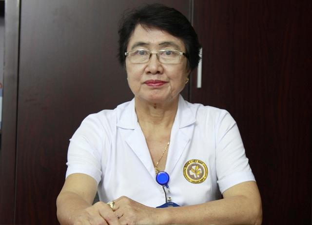 BS Nguyễn Thị Nhuần chia sẻ cách chữa bệnh rụng tóc