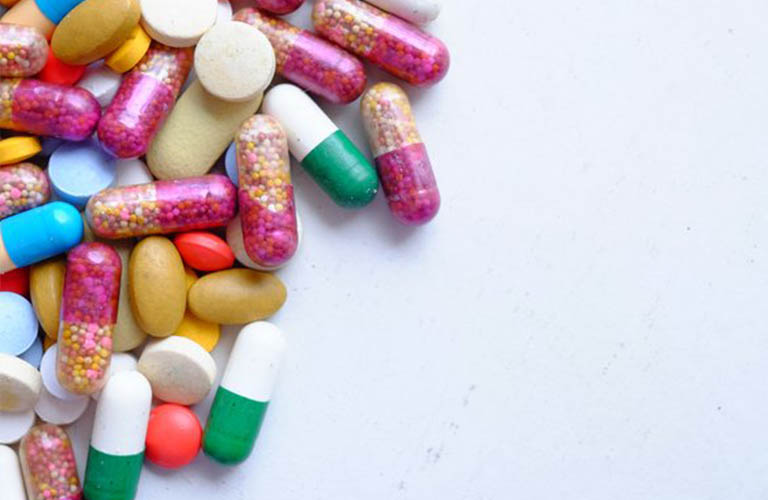 viêm da tiết bã do một số loại thuốc