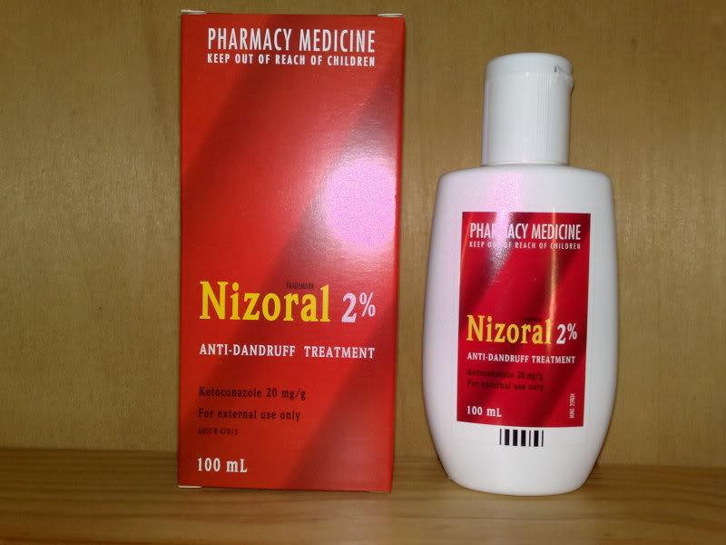 Dầu gội trị nấm da đầu Nizoral có hiệu quả không