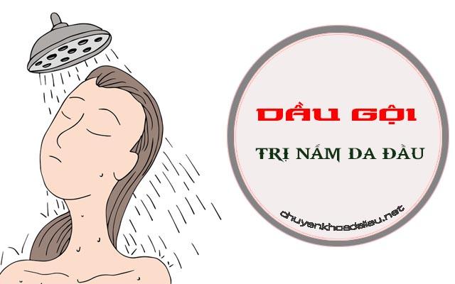 Dầu gội trị nấm da đầu tốt nhất