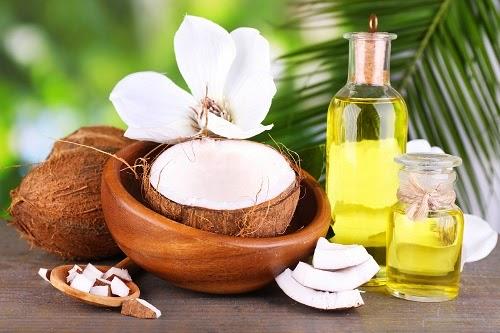 Image result for tinh dầu dừa