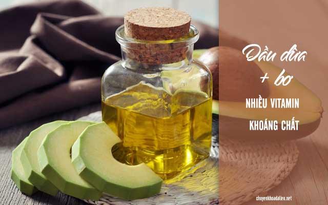 cách sử dụng dầu dừa dưỡng tóc tại nhà