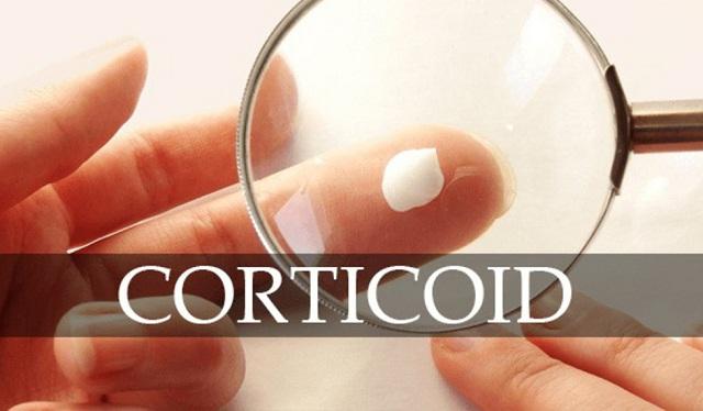 Corticoid là loại thuốc chữa bệnh vẩy nến thường được bác sĩ kê đơn