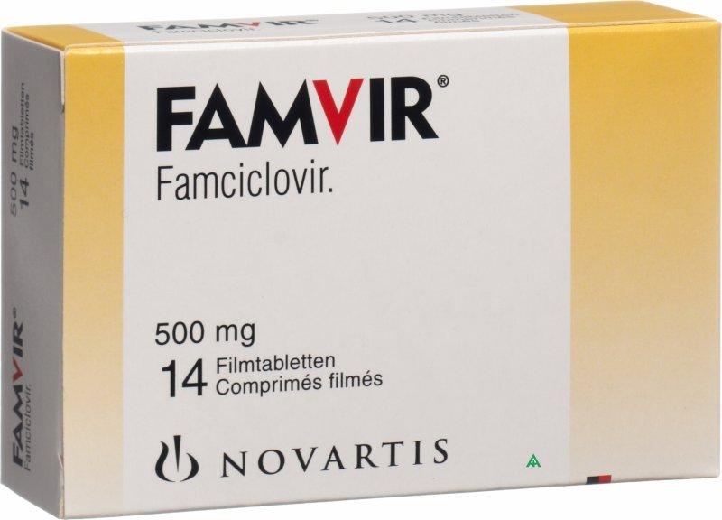 Famciclovir là thuốc chữa bệnh vẩy nến mới nhất hiện nay