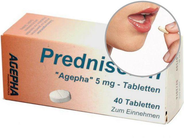 Thuốc trị mề đay mẩn ngứa dạng uống