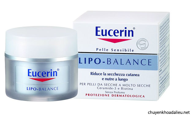 Kem dưỡng ẩm Eucerin