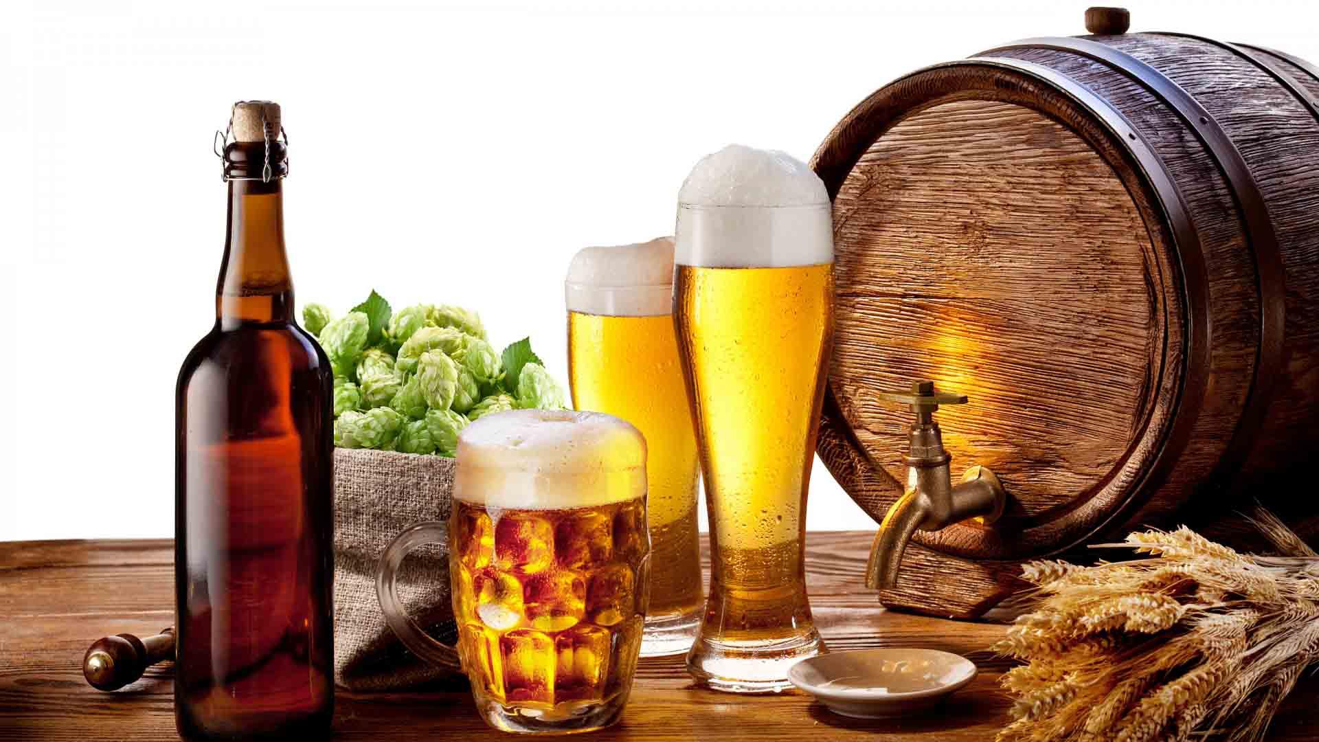 rượu bia dễ gây nổi mề đay