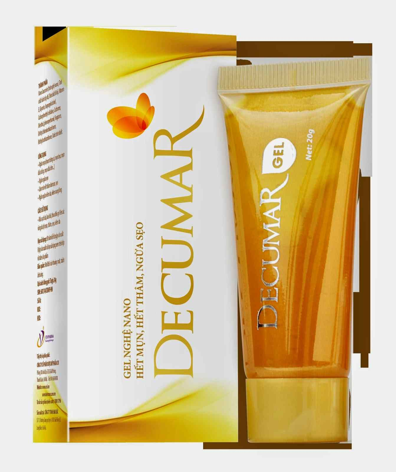Sản phẩm Decumar trị mụn có tốt không