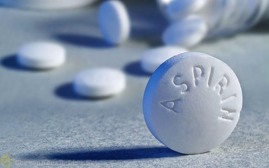 thuốc aspirin trị nấm da đầu