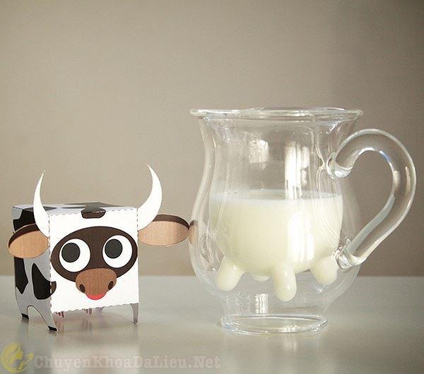 sữa bò chữa viêm da cơ địa