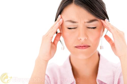 Ảnh hưởng tâm lí dẫn đến rụng tóc