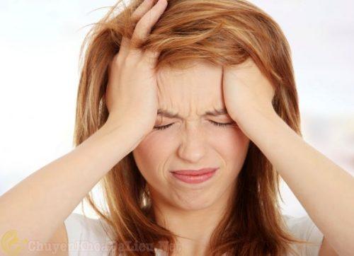 Hạn chế căng thẳng, stress giúp trị rụng tóc sau sinh