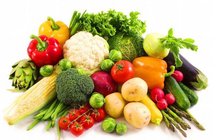 Bị nổi mẩn ngứa ở lưng nên ăn nhiều rau củ quả