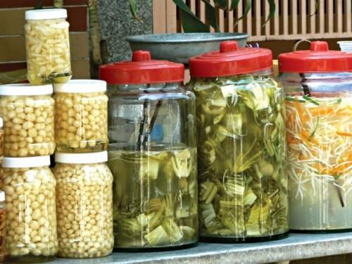 Bệnh vẩy nến kiêng ăn thực phẩm lên men
