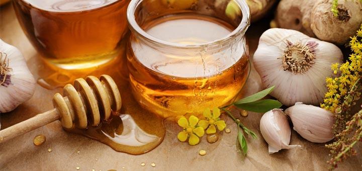 cách trị rạn da nhanh nhất bằng tỏi và mật ong