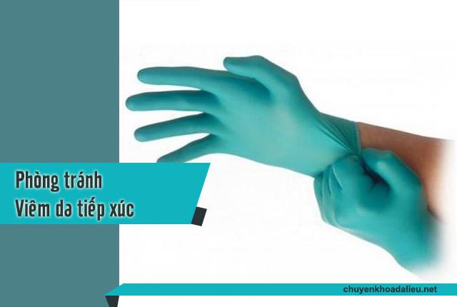cách phòng ngừa viêm da tiếp xúc