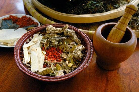 Bài thuốc quý điều trị viêm da dầu từ Đông y