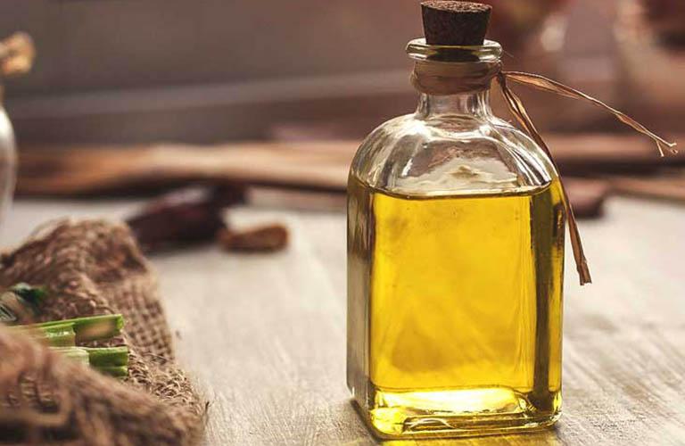 dầu oliu cải thiện bệnh chàm