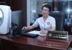 Bác sĩ Nhuần đã có những chia sẻ với phóng viên về bài thuốc Bổ huyết Tiêu giao thang