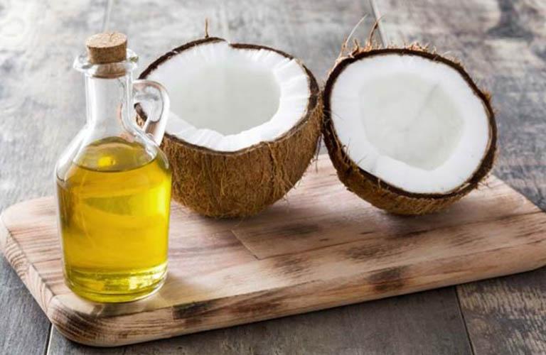 dầu dừa có nhiều công dụng cho da