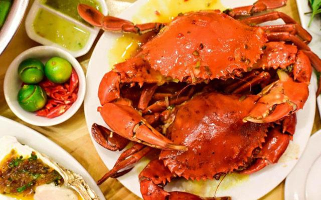 Cần tránh xa các loại hải sản khi bị dị ứng