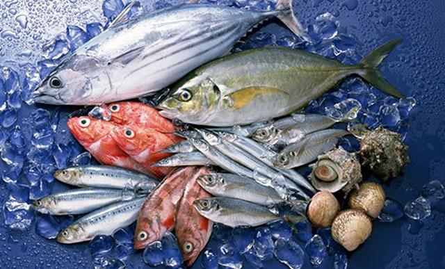 Nên ăn nhiều cá biển khi bị chàm môi