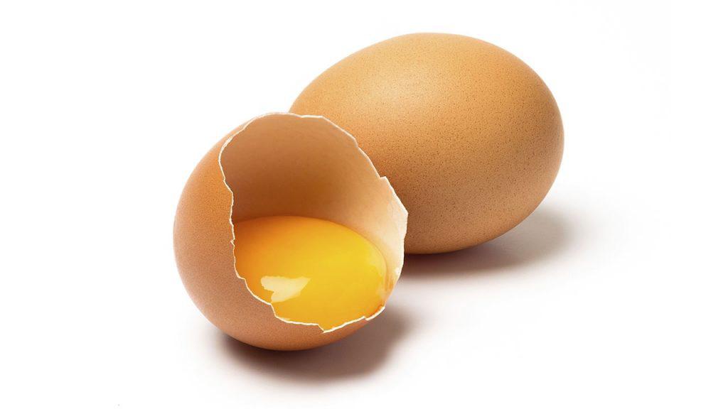 chữa viêm da cơ địa bằng cao trứng gà