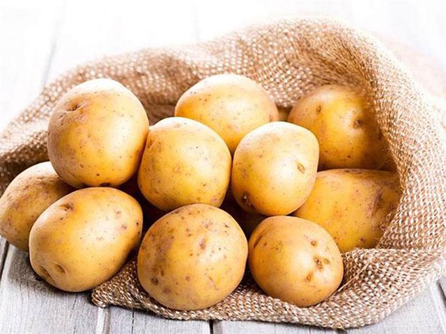 Tìm hiểu cách chữa chàm sữa bằng khoai tây cho trẻ
