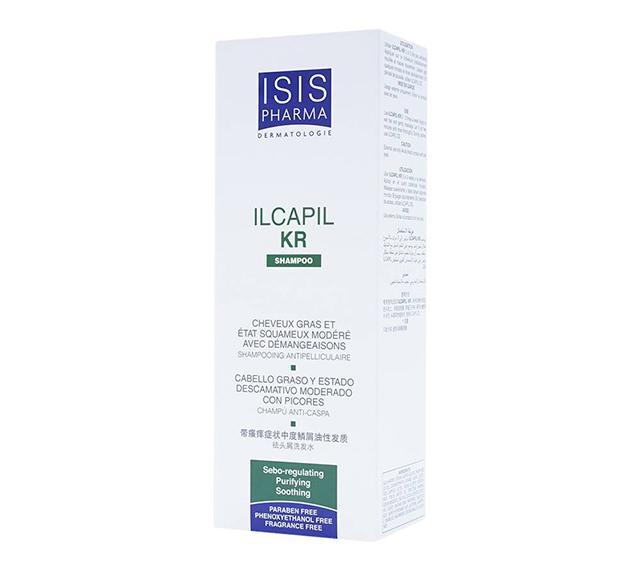 Nên sử dụng dầu gội Ilcapil KR Shampoo khi bị viêm da tiết bã