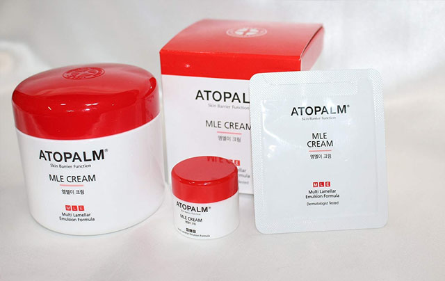Kem Atopalm trị bệnh chàm da