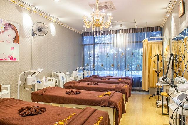 Favina Clinics & Beauty Spa với hệ thống trang thiết bị hiện đại