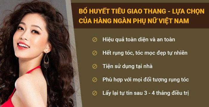 Bổ huyết Tiêu giao thang - Lựa chọn của hàng ngàn phụ nữ Việt Nam