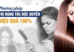 Giai pháp điều rụng tóc, hói đầu hiệu quả tại Trung tâm Da liễu Đông y Việt Nam