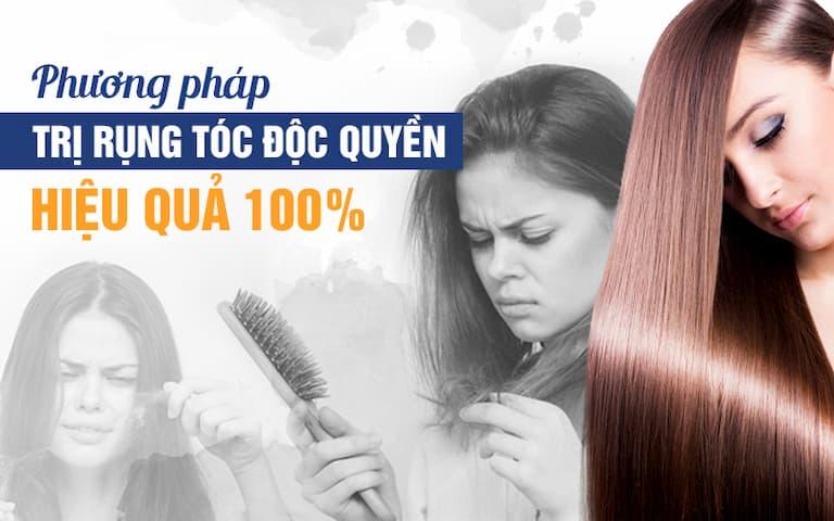Giải pháp sử dụng thảo dược tự nhiên kết hợp công nghệ từ Châu Âu - Giải pháp điều trị rụng tóc hiệu quả toàn diện